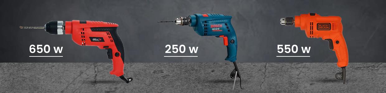 drill_machine_types
