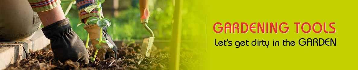 Gardening Tools Buying Guide