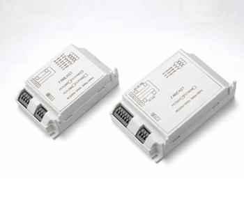 Electronic ballast type light fittings