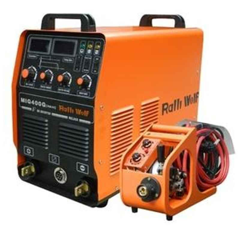 Ralli Wolf MIG 400 G 3 Phase Mig/Mag Welder Machine