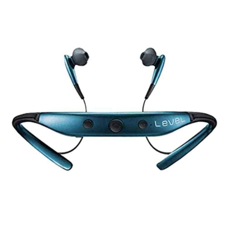 Immutable Level Blue Bluetooth Neckband In-Ear Earphone with Mic, IMT-54133
