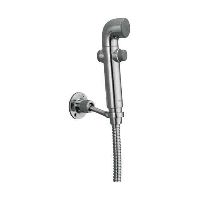 Hindware Brass Chrome Finish Center Controlled Health Faucet, F160059CP