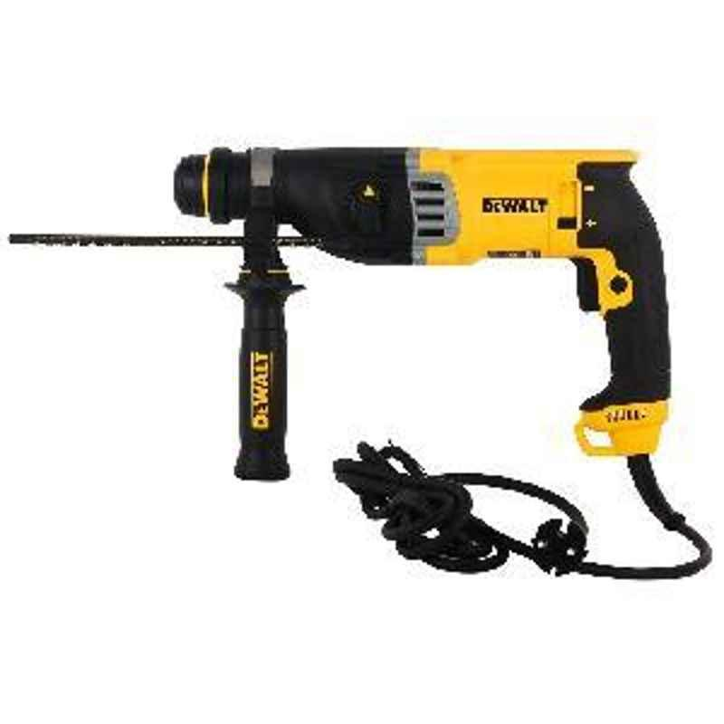 Dewalt D25143K-IN 28mm SDS Plus Combi Hammer 0-1450 rpm