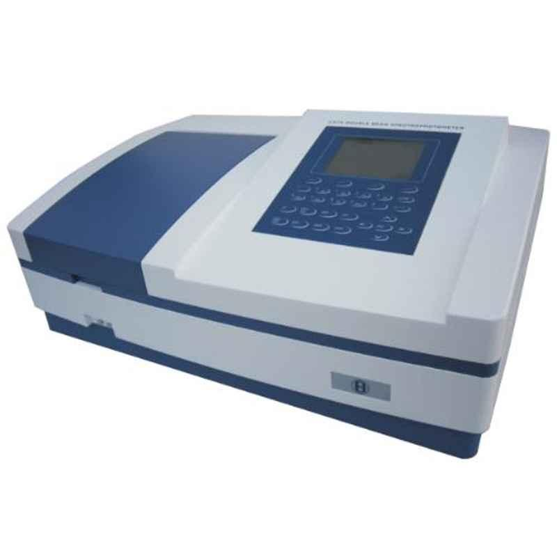 Electronics India 2375 Double Beam UV-VIS Spectrophotometer