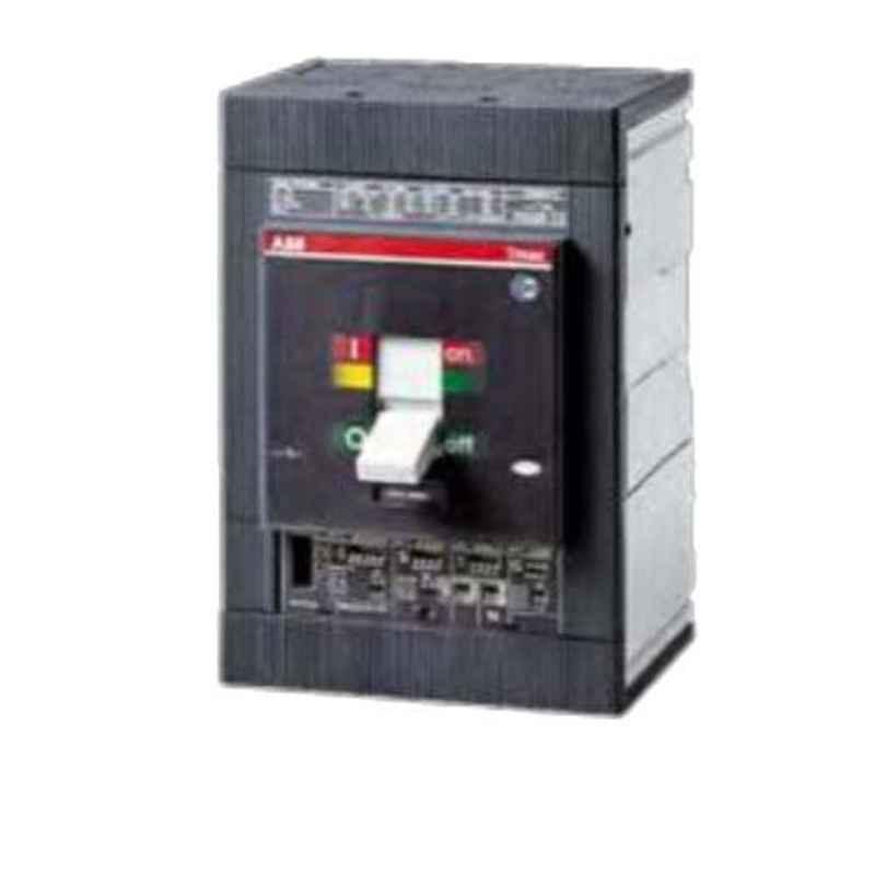 ABB 8A 50kA 4 Pole TMD XT2160 Tmax Power Distribution Circuit Breaker, 1SDA067568R1