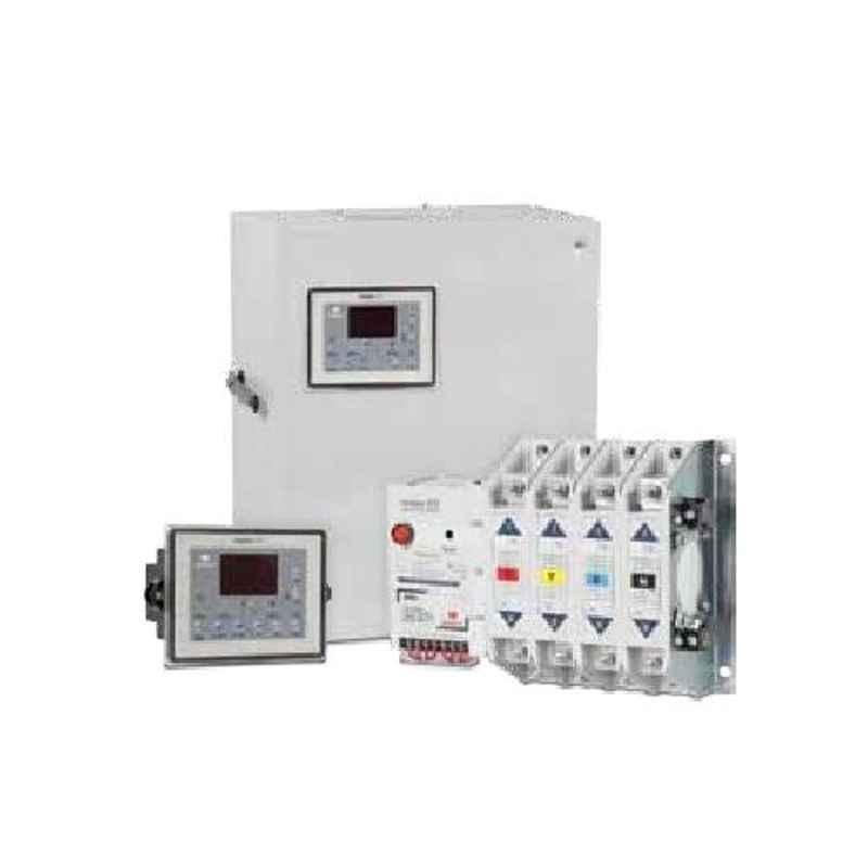 Havells 500A 415V Triple Pole AC Open Execution Automatic-Manual Switch with Complete Protection, IHYTCDO500