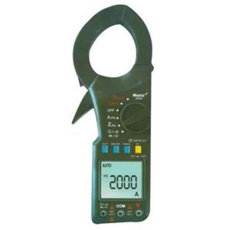 Metrix+ 2003Trms Digital AC/DC Clamp Meter True RMS 600 V
