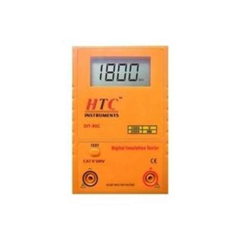 HTC DIT-90C Digital Insulation Tester Resistance range 0-1000M Ohm