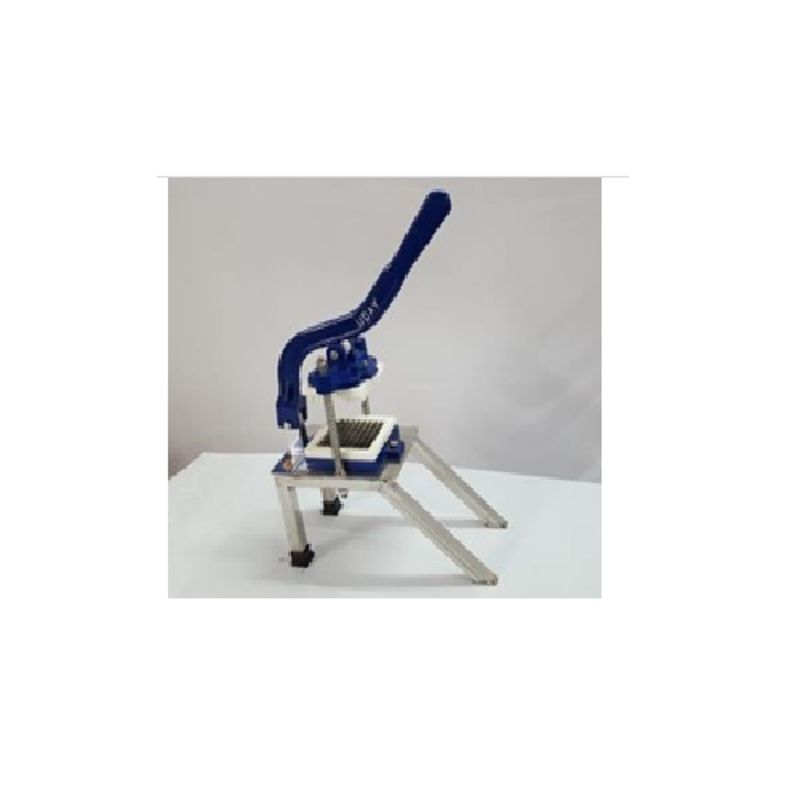JMKC Casting Hand Operated Finger Chips Machine