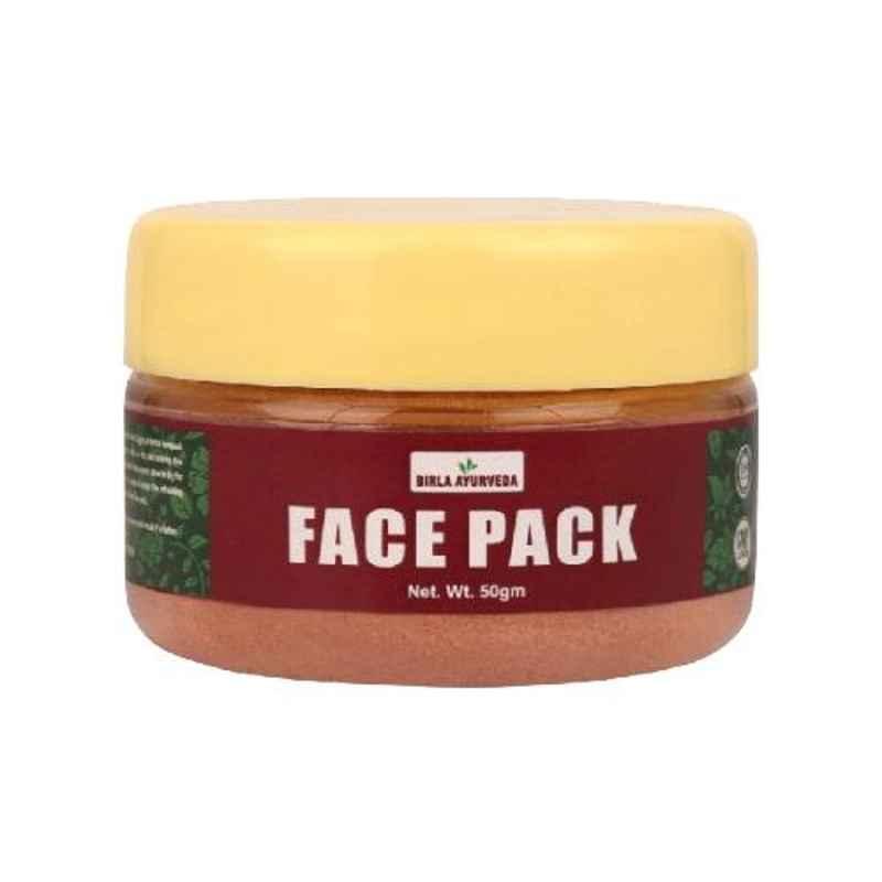 Birla Ayurveda 50g Face Pack