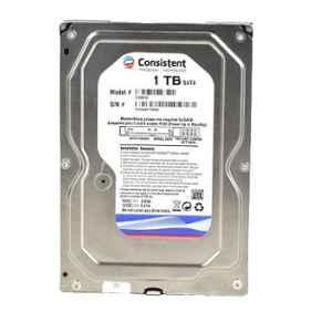 Consistent 1TB Aluminium Hard Disk for Desktop
