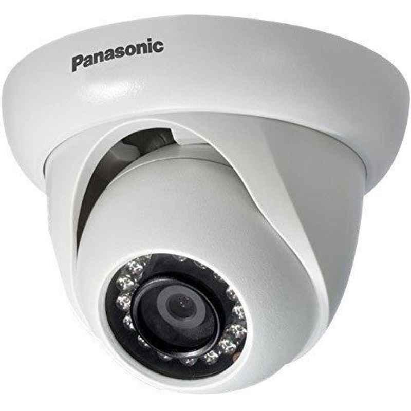 Panasonic 1280x720 20-30m 2MP Wired Dome Camera