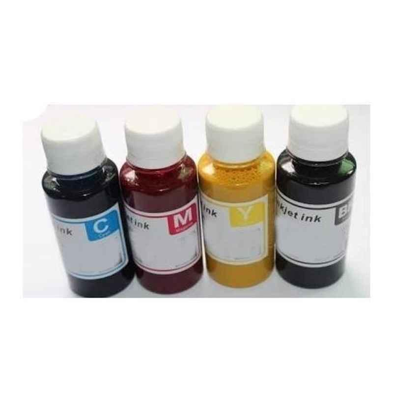 Cyan, Magenta, Yellow & Black Sublimation Ink (Set of 4)