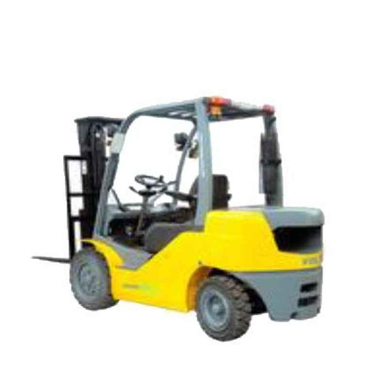 Voltas 1500kg 3 Stage Automatic Diesel Powered Forklift, DVX 15 KAT BC HVT 2600