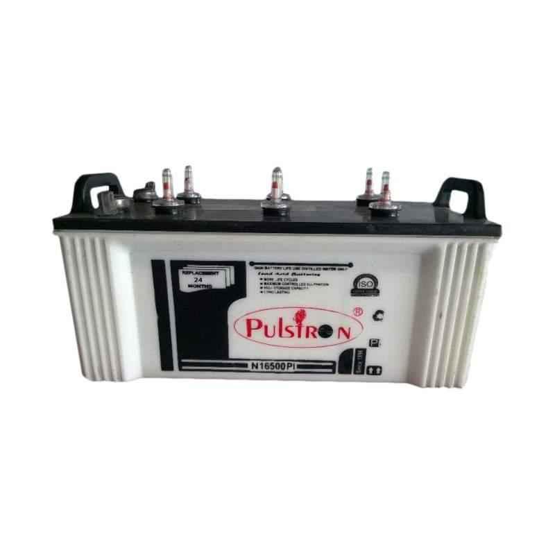 Pulstron 12V 135Ah Dry Inverter Battery N-16500PI