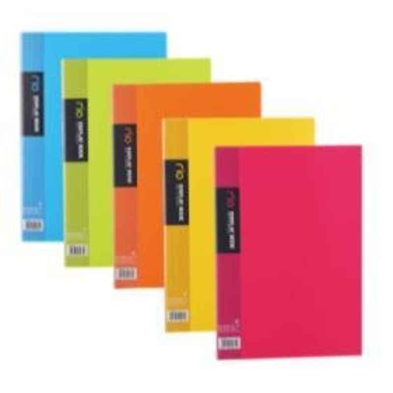 Linc Deli W5031 Rio 10P Display Book A4 Yellow