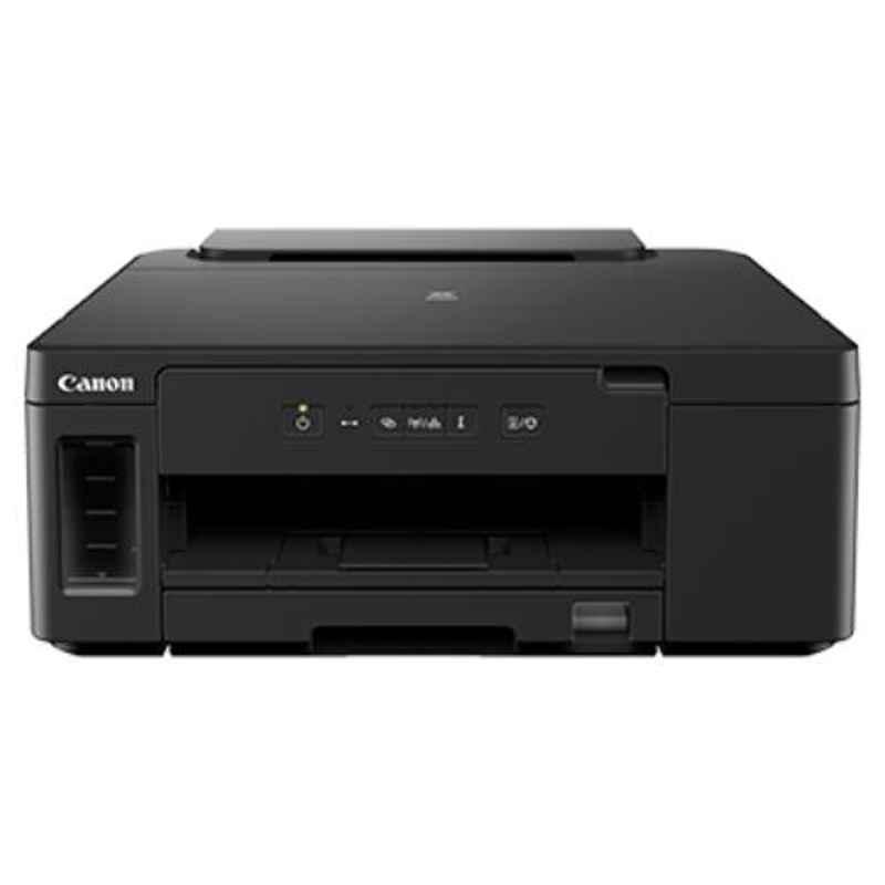 Canon GM2070 Black Single Function Wi-Fi Mono Ink Tank Printer with Auto-Duplex Printing & Networking