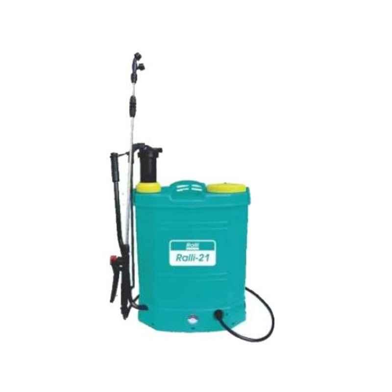 Ralli 18L 12A HDPE Manual & Electric Sprayer, Ralli-21