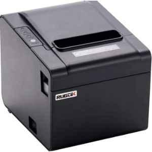 Posiflex Rugtek RP-326-USC Black Thermal Printer