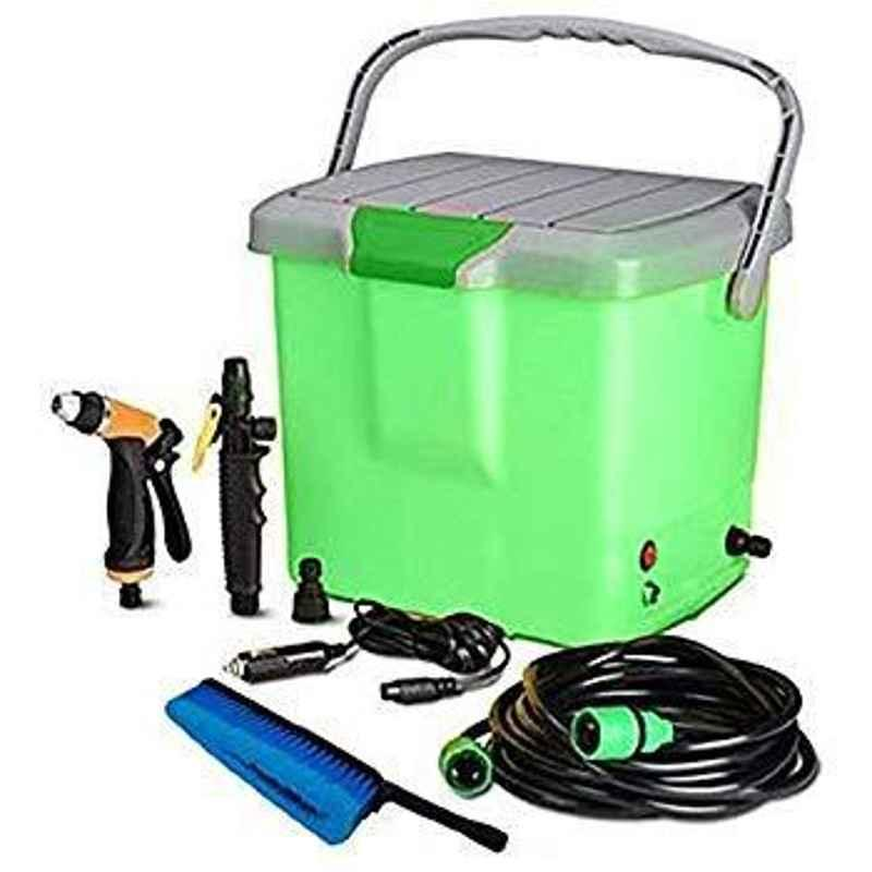 ZETech 16L Portable Electric High Pressure Car & Bike Washer