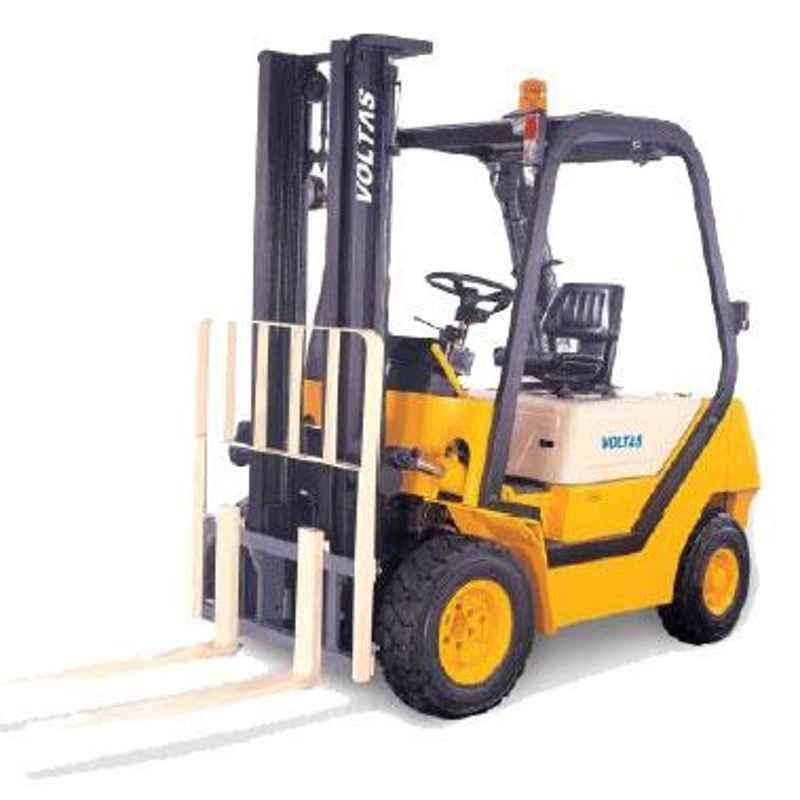Voltas 3000kg 2 Stage Diesel Powered Forklift, DVX 30 FC BC HVD