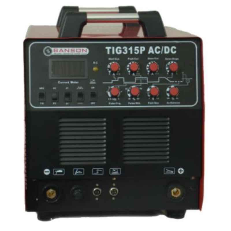 Banson 315A Three Phase AC-DC TIG Welding Machine, TIG 315 AC DC