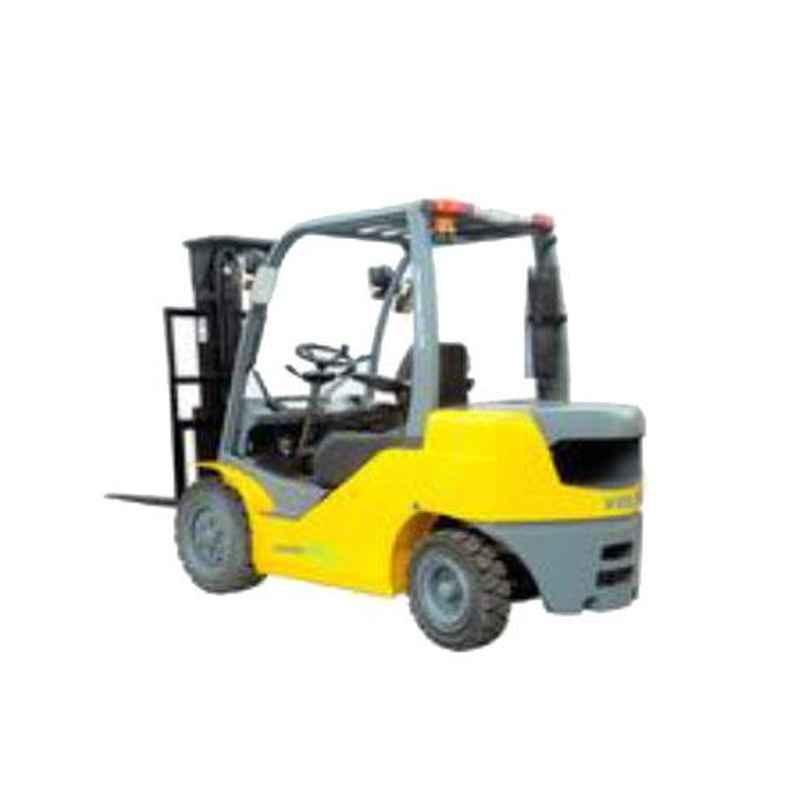 Voltas 1500kg 2 Stage Automatic Diesel Powered Forklift, DVX 15 KAT BC HVM