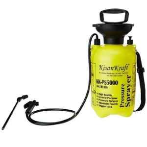 Kisankraft 5 Litre Hand Operated Pressure Sprayer, KK-PS5000