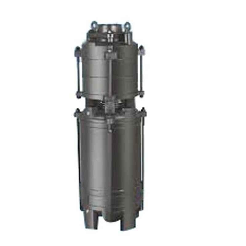 Lubi 15HP Three Phase 6 Stage Vertical Monoset Openwell Pump, LCV-66