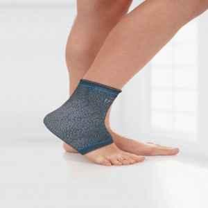 Tynor Silicon Ankle Support, D18CBZ, Size: Large
