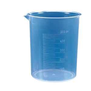 Polylab 2000ml Polypropylene Beaker, 11107 (Pack of 6)