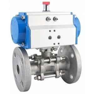 Techno 2 inch Actuator with Stainless Steel Ball Valve Set, DN50