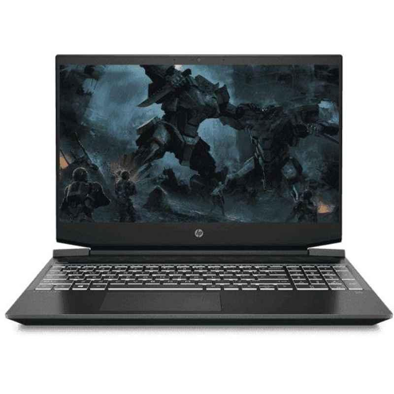 HP Pavilion Gaming 15-EC0098AX AMD Ryzen 5/8GB DDR4 RAM/1TB SATA HDD/15.6 inch Display Shadow Black Laptop, 2Z324PA