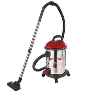 Foster FVC-20 Pro 1400W 20L Wet & Dry Vacuum Cleaner with 3 Filters