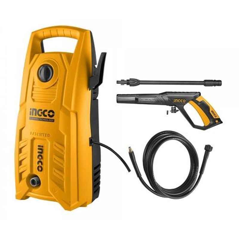 Ingco HPWR14008 1400W 130 bar High Pressure Washer