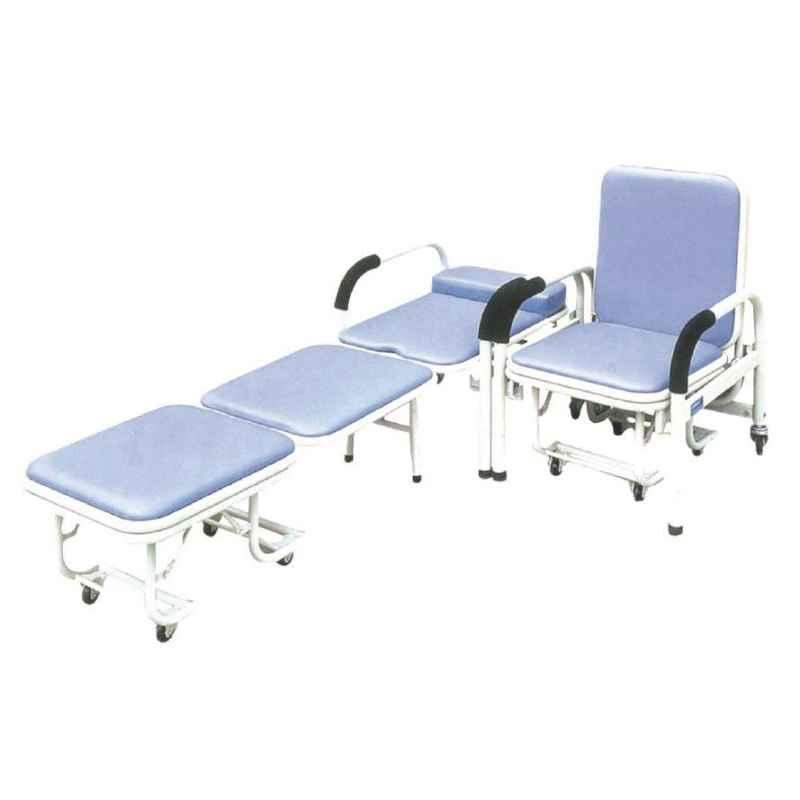 Acme 1880x500x500mm Attendant Bed Cum Chair, Acme-1017