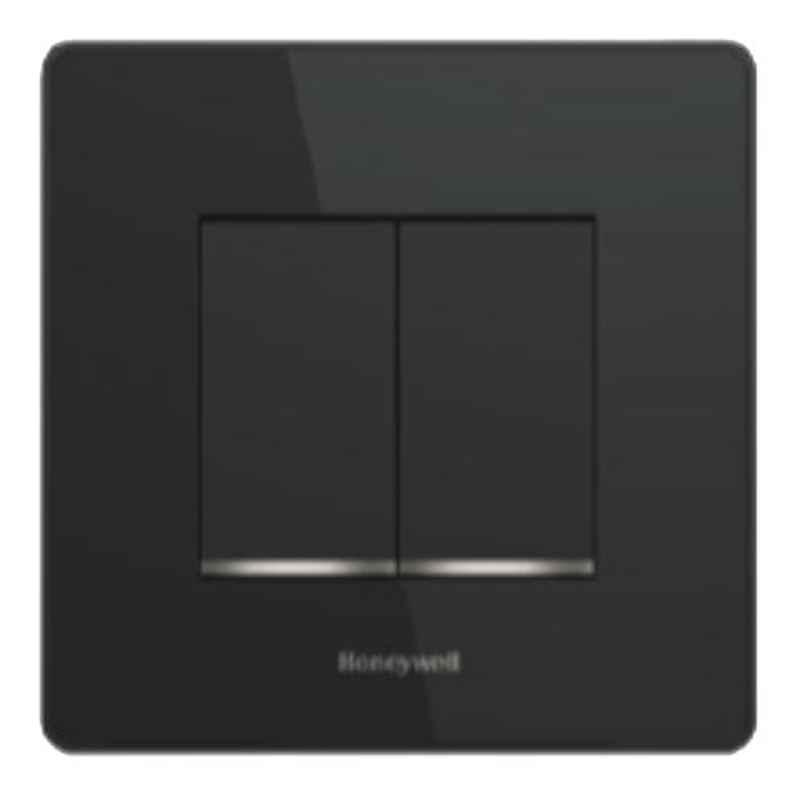 Honeywell 3 Module Glass Delight Pink Front Plate, OW103GDP (Pack of 5)