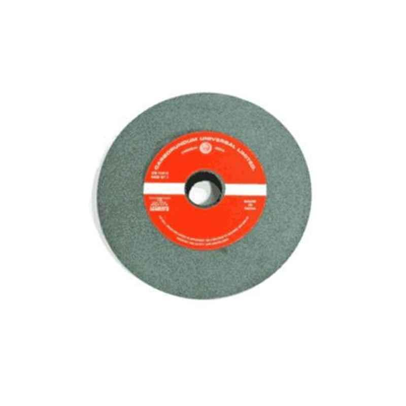 Cumi Medium Black Grinding Wheel, Size: 200x25x31.75 mm