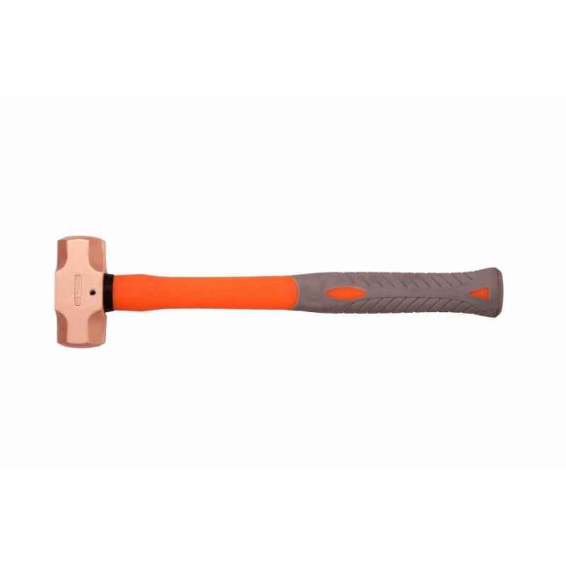 De Neers 450g Copper Hammer with Wooden Handle