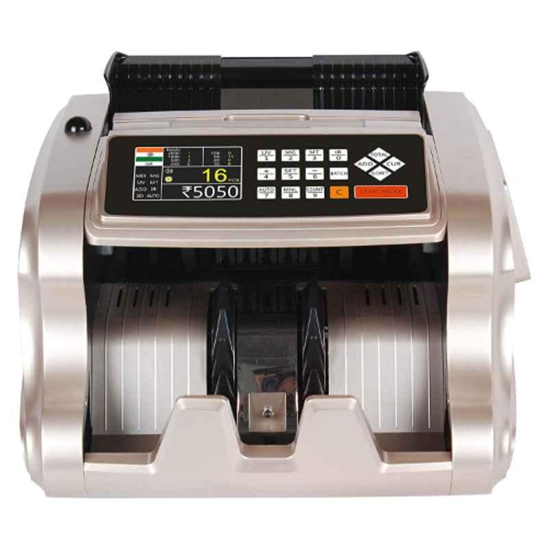 Metis Currency Counting & Fake Note Detecting Machine
