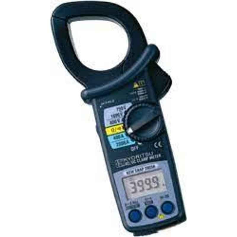 Kyoritsu Kew Digital AC/DC Clamp Meters, 2003A