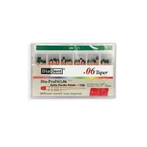Diadent 0.04 Special Tapered Gutta Percha, Size: 35 (Pack of 60)