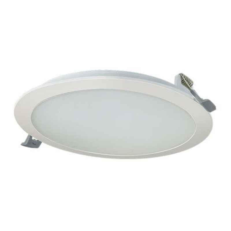 Crompton Proxima-R 18W Cool White Indoor Lighting, CDR-206-18-57-SL-NWH