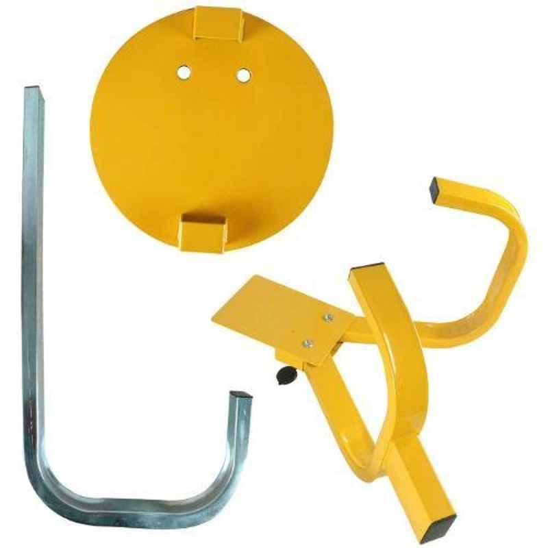 AllExtreme ALBLS3 13-17 inch Anti-Theft Full Cover Car Wheel Lock Clamp