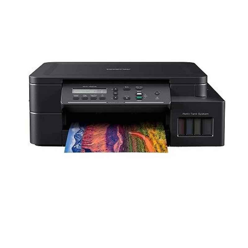 Brother DCP-T520W All-in-One Refill Ink Tank Printer with Built-in Wireless Technology