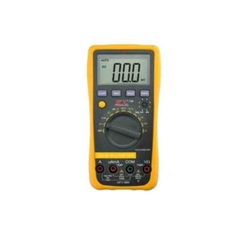 HTC DM-86 Digital Multimeter AC Voltage Range 200mV to 750V DM to 86