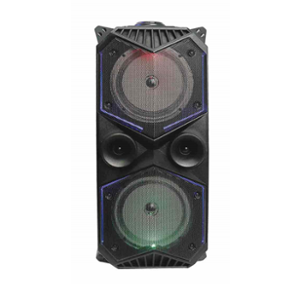 Detel Jazzy 3600mAh Bluetooth Speaker With Wireless Mic