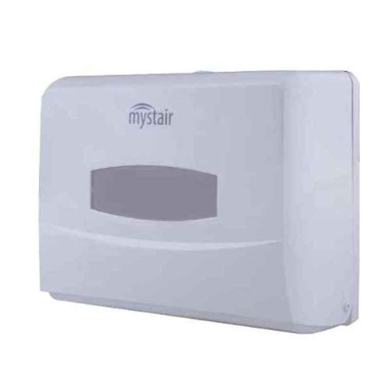 Mystair 200 Sheets White Paper Towel Dispenser, 1761