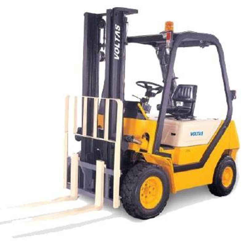 Voltas 3000kg 2 Stage Diesel Powered Forklift, DVX 30 FC BCD HVM