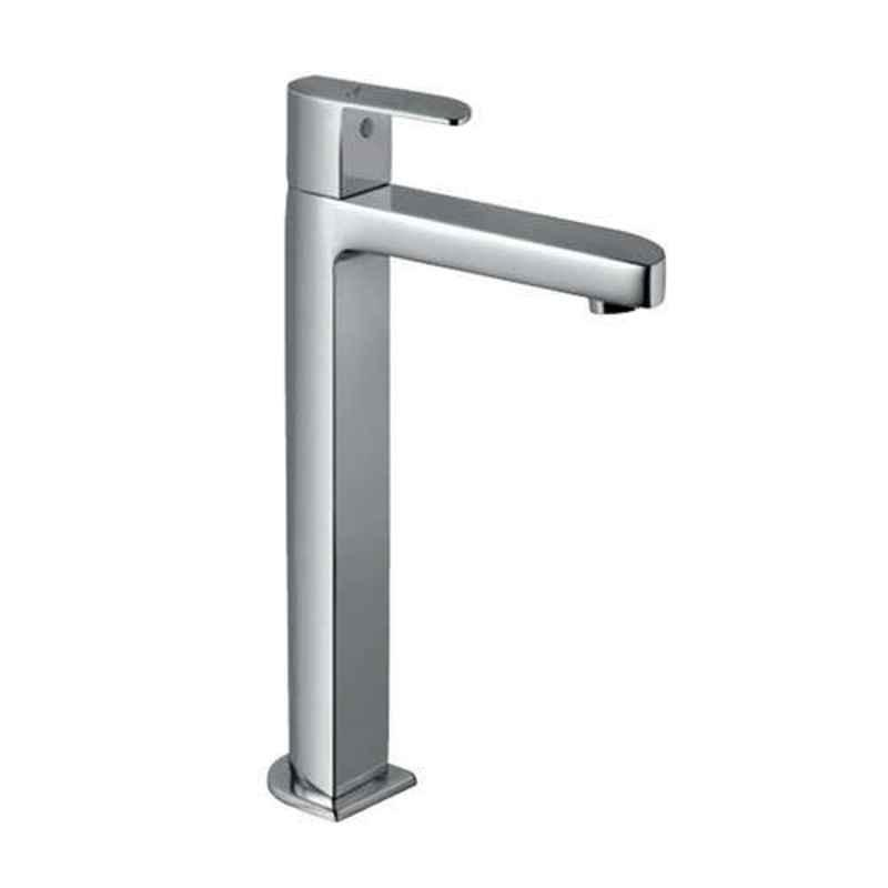 Jaquar Alive Stainless Steel Quarter Turn Pillar Cock with 135mm Extension Body, ALI-SSF-85021